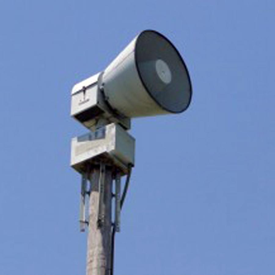 Little Elm Outdoor Warning System Town Of Little Elm Tx