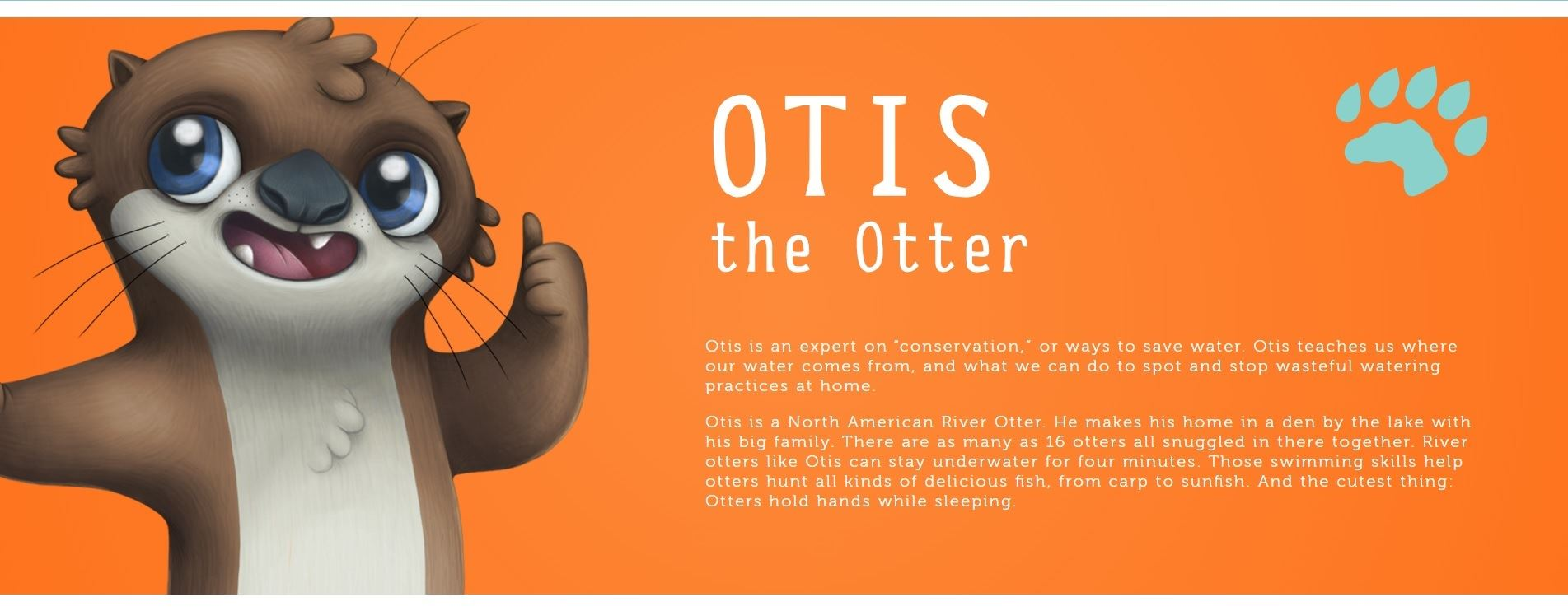 Otis The Otter