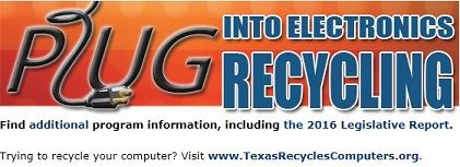 TCEQ Plug into Recycling