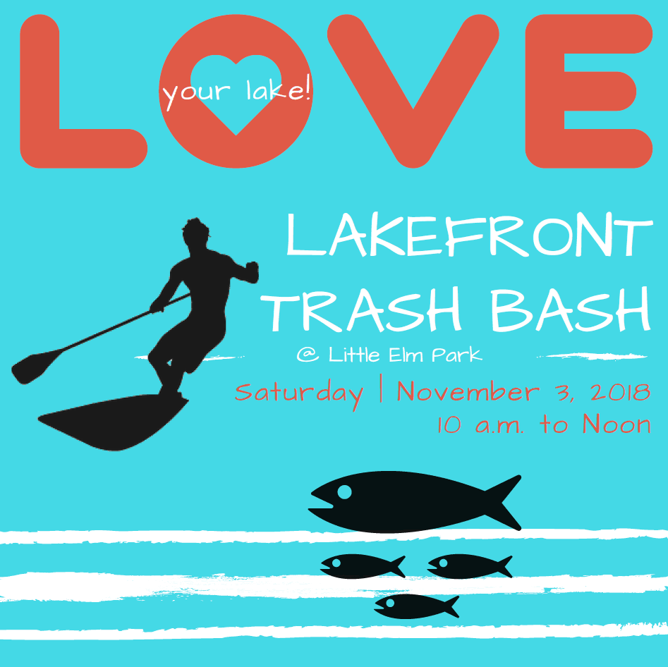 KLEB Love your Lake Trash Bash
