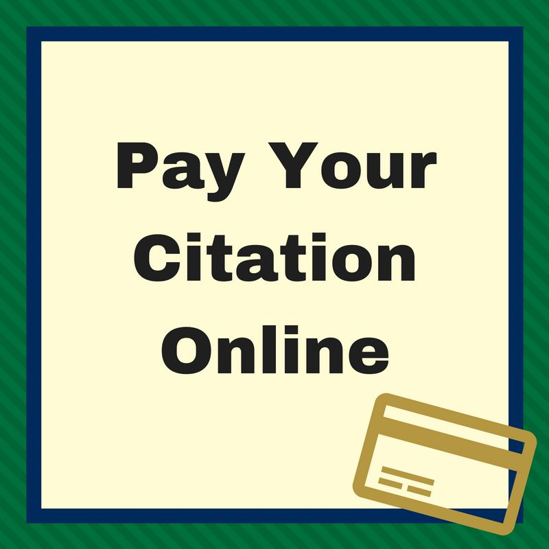 Pay Your Citation Online
