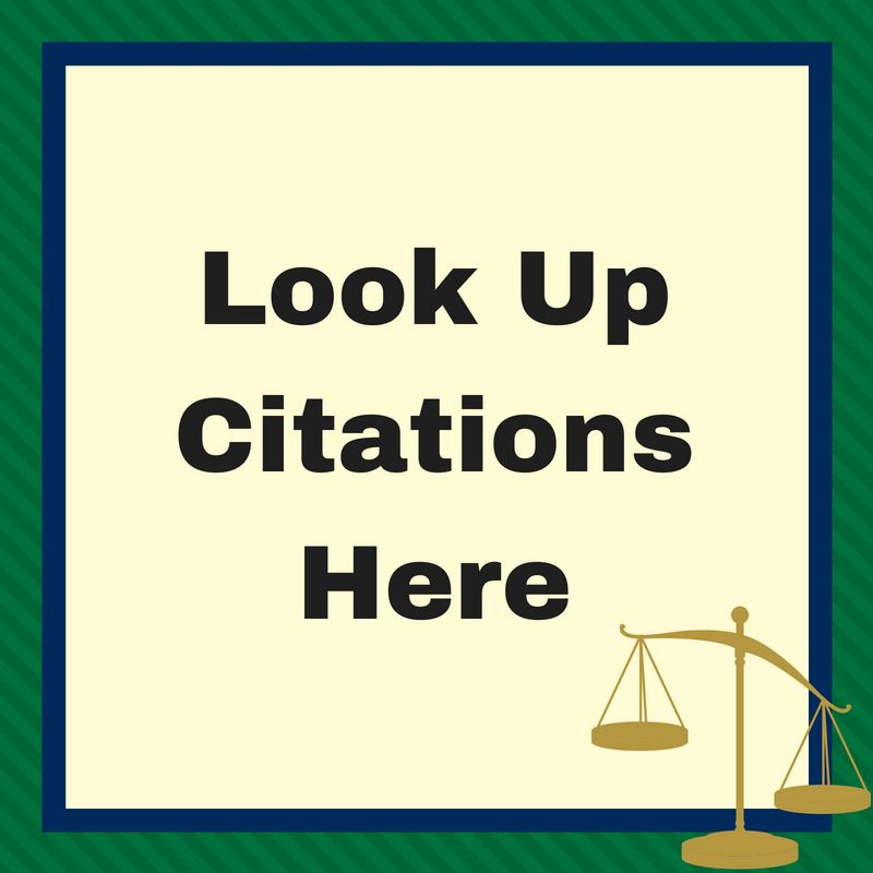 Look Up Citations