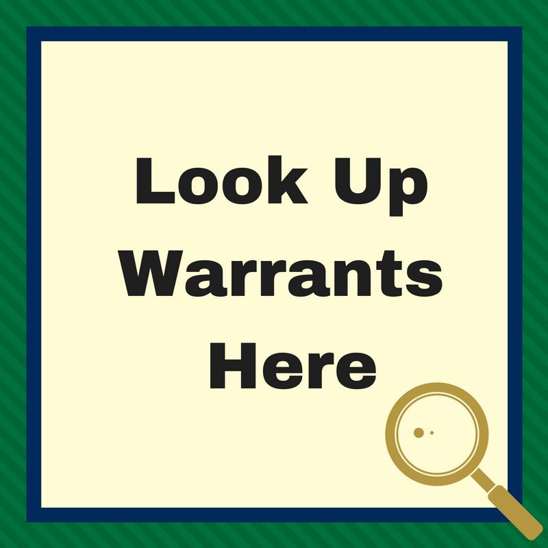 Look Up Warrants