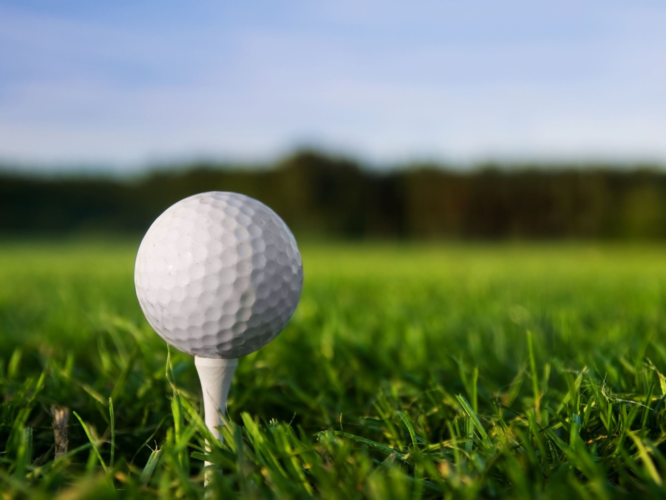 bigstock-Golf-ball-on-tee-Green-grass--18950852