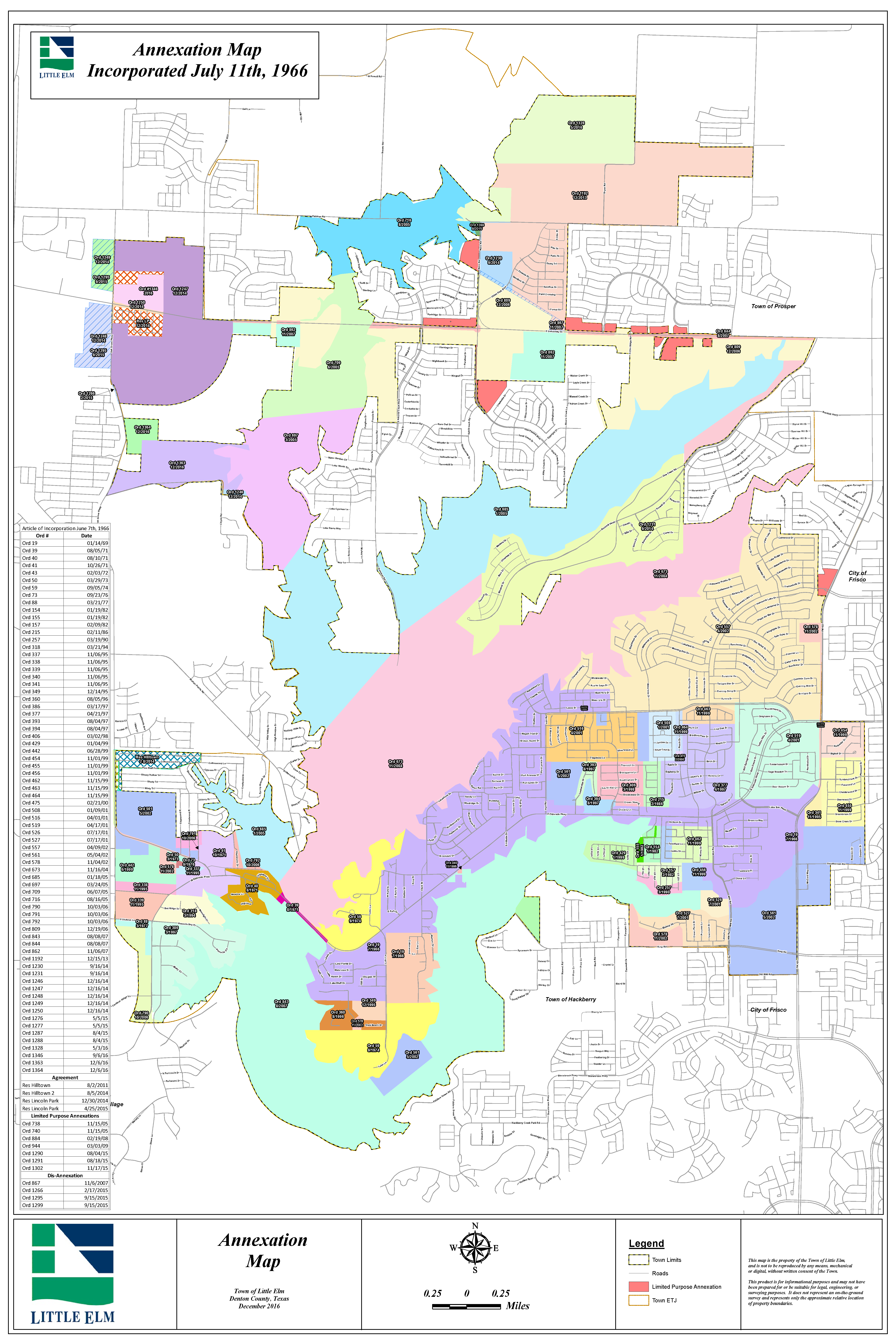 Town of Little Elm TX Official Website Planning Maps – Texas Official Travel Map